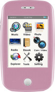 - Ematic - 4GB MP3 and Video Player with YouTube R