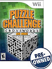 Puzzle Challenge: Crosswords and More - PRE-OWNED
