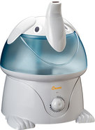 - Ultrasonic 1-Gal Cool Mist Humidifier - Elephant