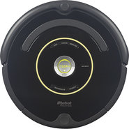 - Roomba 650 Vacuum Cleaning Robot - Black