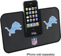 - Detroit Lions iDock Speakers