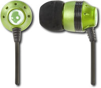- Ink&#39;d Stereo Ear Bud Headphones - Green