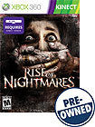 Rise of Nightmares - PRE-OWNED - Xbox 360