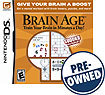 Brain Age: Train Your Brain in Minutes a Day - PRE