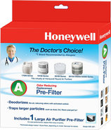- Carbon Prefilter for Most Honeywell Round, Quiet