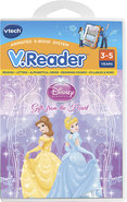 - VReader Disney Princess: Cinderella and Belle