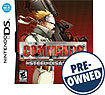 Commando: Steel Disaster - PRE-OWNED - Nintendo DS