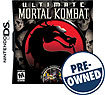 Ultimate Mortal Kombat - PRE-OWNED - Nintendo DS