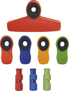 - Good Grips 8-Piece Clip Set