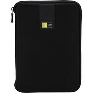 Case Logic - Carrying Case for 7   Tablet PC - Bla