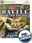 The History Channel: Battle for the Pacific - PRE-