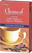 - Cleancaf Coffee and Espresso Machine Cleaner
