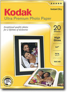 - Ultra High-Gloss Photo Paper