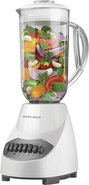 - 10-Speed Blender - White