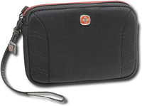 - GPS Case - Black/Red