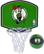 - Boston Celtics Mini Hoop Set
