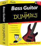 - Bass Guitar for Dummies Instructional CD