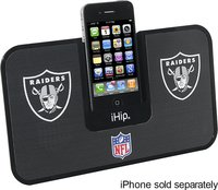 - Oakland Raiders iDock Speakers