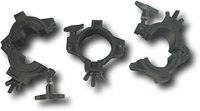 American DJ - 1-1/2   O-Clamp - Black