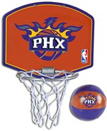 - Phoenix Suns Mini Hoop Set