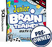 Junior Brain Trainer: Math Edition - PRE-OWNED - N