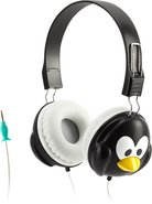 - KaZoo MyPhones Penguin Over-the-Ear Headphones