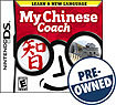 My Chinese Coach - PRE-OWNED - Nintendo DS