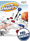 Game Party - PRE-OWNED - Nintendo Wii