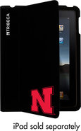 - Nebraska Deluxe Folio Case for Apple iPad 2 - Bl