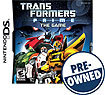 Transformers Prime: The Game - PRE-OWNED - Nintend