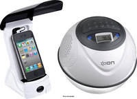- WATER ROCKER Speaker System for Apple iPod and M