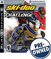 Ski-Doo Snowmobile Challenge - PRE-OWNED - PlaySta