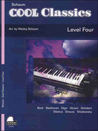 - Wesley Schaum: Cool Classics Level 4 Sheet Music