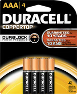 - AAA Batteries (4-Pack)
