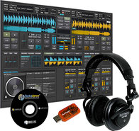 - Digimix 2020 MKII DJ Software with USB 20 Sound