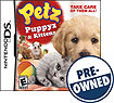 Petz: Puppyz & Kittenz - PRE-OWNED - Nintendo DS