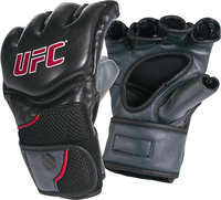- UFC MMA Gloves (Large/Extra Large) - Black/Gray