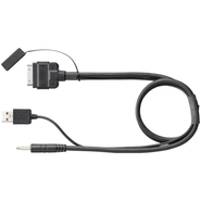 - USB Audio/Charging Cable