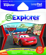- Explorer Game Cartridge: Disney?Pixar Cars 2
