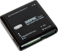 - USB 20 72-in-1 Card Reader