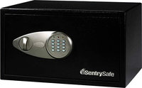 - 10 Cu Ft Security Safe - Black