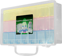 - Trademark Tools 22-Compartment Storage Box