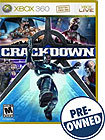Crackdown - PRE-OWNED - Xbox 360