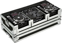 - Flight Road Case for Denon DN-S1000 and DN-X100