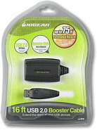 - 16' USB 20 Booster Extension Cable