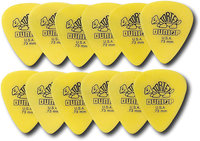 - Tortex Guitar Picks (12-Pack) - Yellow