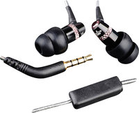 - M11P+ Earbud Headset - Black