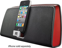 - inMotion Portable Speaker System for Apple iPhon