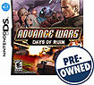 Advance Wars: Days of Ruin - PRE-OWNED - Nintendo