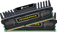 - Vengeance 2-Pack 8GB CL9 DDR3 DIMM Desktop Memor